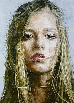 Harding meyer 1964 portrait painter