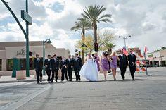 Downtown Mesa Wedding #mesaarizona