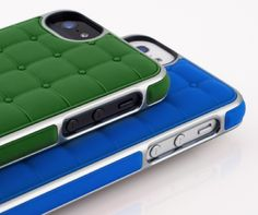 Cushion Wrap iPhone Case: Great look but really protective too.