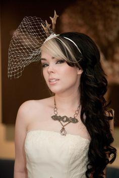 Antler-wedding-headpiece