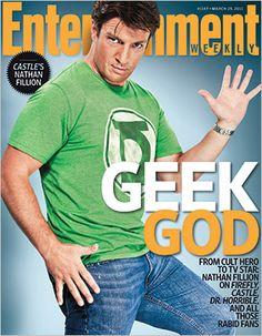 Geek God indeed. Geek God of sexy!