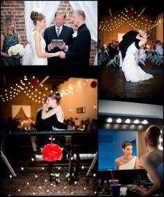 EM Fine Art Gallery - Wedding Venue in Seattle, WA  Photo Credit: PS Photography & Video