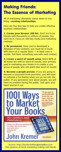 Book Marketing Inspiration - Keep inspired while you sell more books!