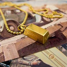 Cartier bullion pendant