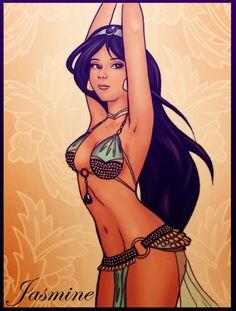 Sexy Jasmine