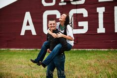 aggie engagement!
