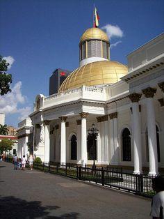 El Capitolio de Caracas