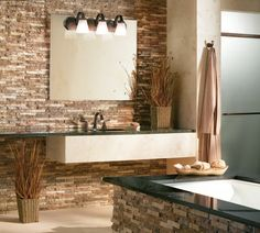 Design the Bathroom You've Always Wanted. #harvest #fall #decorating