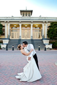 Wedding at the Maryland Zoo Mansion House.- #SwoonKiss #WeddingsatMDZoo