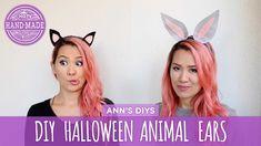 DIY Cute Animal Ears - HGTV Handmade