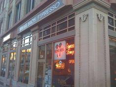 Brews Bros. Lounge   Fun coffee shop