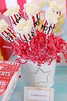 Hostess with the Mostess® - Adult Carnival/Circus Birthday Party