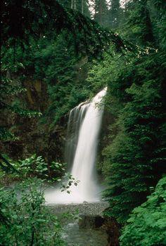 Franklin Falls, Snoqualmie, WA   © Marsha K. Russell