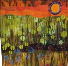 If Hundertwasser Had Lived in the Otways © 2004 Dijanne Cevaal