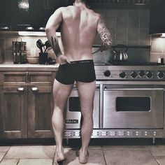 dinner, tree tattoos, kitchens, guy food, breakfast