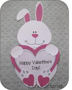 I love these for Valentines!!!Miss Kindergarten: Valentine's Day Crafts