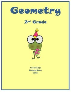 Second Grade Geometry Common Core Resources