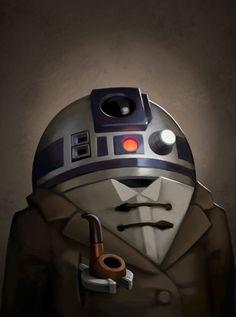 Victorian R2-D2