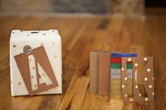 Office Supply Giftwrap