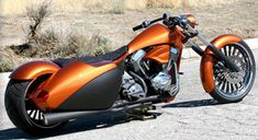 Big Bear Choppers New GTX Bagger at Cyril Huze Post – Custom ...