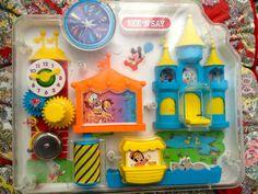 Vintage Disney Baby Toy by lishyloo on Etsy, $10.00