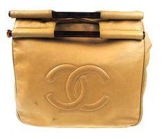 Vintage #Chanel tote