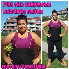 Check out Coach Tulin's Review of Lola Getts - she looks AMAZING!