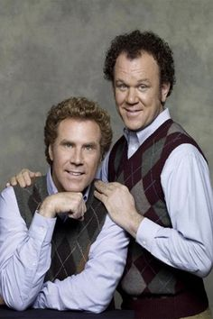 Step Brothers is such a  funny movie. I love it so much