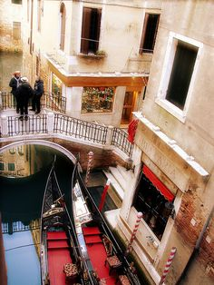 Venecia... Vía ZsaZsa Bellagio
