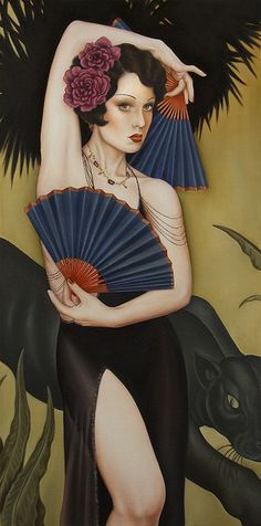 Art Deco Illustration
