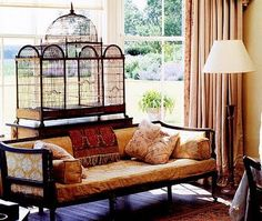 Lovely Birdcage