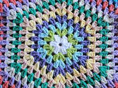 CROCHET FREE HEXAGON PATTERN - Crochet — Learn How to