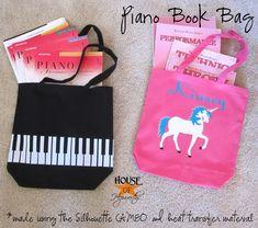 piano bag. ballet bag?