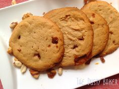 Peanut Butter Cookies from @Jacqueline aka The Dusty Baker