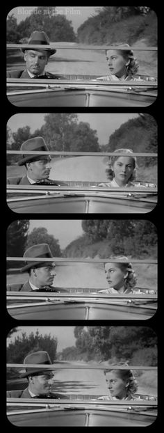 Rebecca: Laurence Olivier and Joan Fontaine