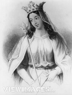 Matilda of Flanders, Queen of England-According to legend, when Duke William II of Normandy (later known as William the Conqueror) sent his representative to ask for Matilda's hand in marriage, she told the representative that she was far too high-born to consider marrying a bastard.