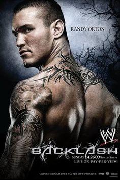 Randy Orton...The viper