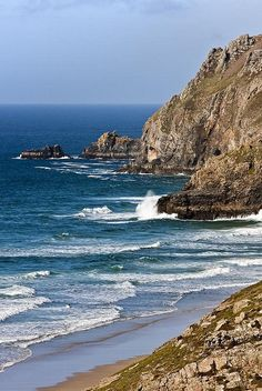 North Cornwall coast