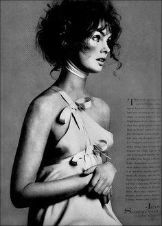 Jean Shrimpton by Avedon for Vogue, 1968     #fashion #photography via tumblr