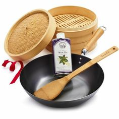 Wok Gift Set  http://rstyle.me/n/dz25vpdpe