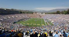 The Rose Bowl Stadium - UCLA