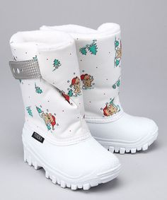 Will it ever be cold and snowy enough here for Jillian to wear these?