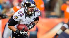 Ravens Reach 5-Year Deal With Pitta