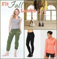 Fall is on the way, and that means layers! We're checking out some fab fall fashions made for fit gals like you and sharing our favorites.