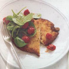 Gwyneth's Chicken Milanese