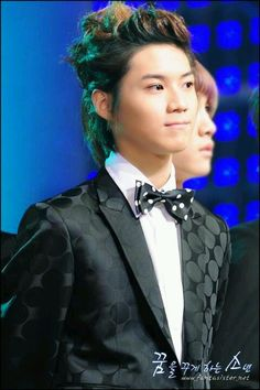 Taemin i loved his hair like this <3