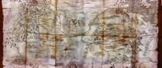 Joe Abercrombie's Blog - Red Country Map