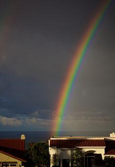 rainbows are amazing!