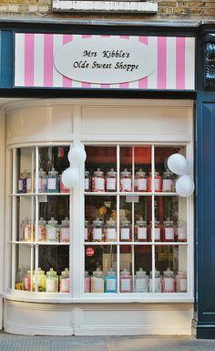 Mrs Kibble's Olde Sweet Shoppe | London