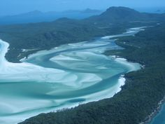 Whitehaven Beach at Whitsunday Island in Australia | Surreal Places To Visit Before You Die